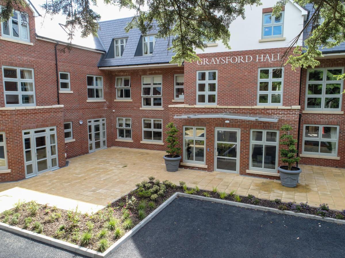 Graysford Hall - Leicester