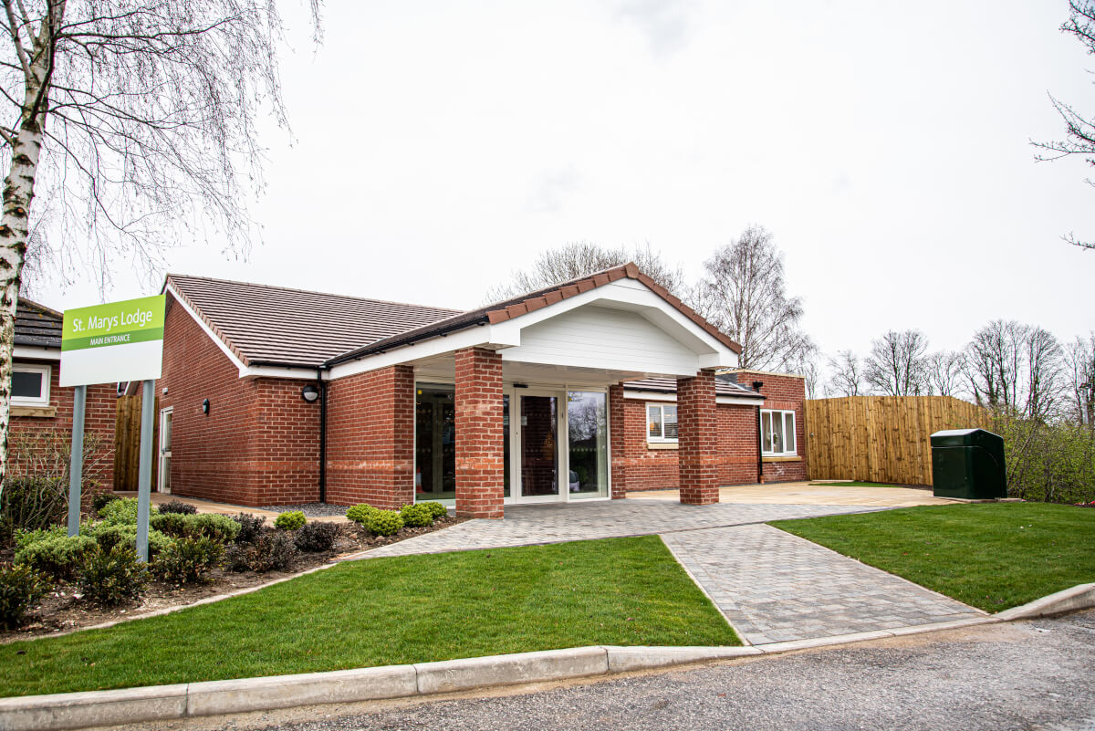 St Mary's Lodge - Hull